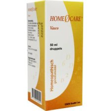 50 ml Homeocare Vasco