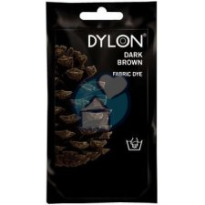 50 gram Dylon Handwas Textielverf Dark Brown 11