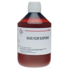 500 ml Fagron Basis voor Suspensie