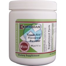 400 gram Kirkman Yeast-Aid Flavored Powder