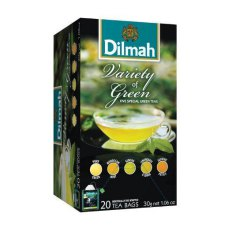 20 stuks Dilmah Variety of Green Tea