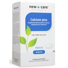 Calcium Plus New Care 60 tabletten