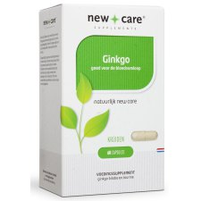 60 capsules New Care Ginkgo