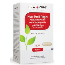 60 capsules New Care Haar Huid Nagel