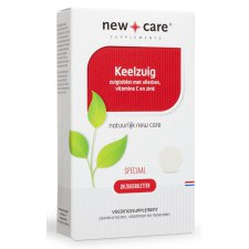 24 zuigtabletten New Care Keelzuig