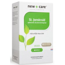 60 capsules New Care Sint Janskruid