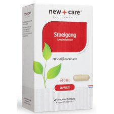 60 capsules New Care Stoelgang