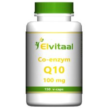 150 capsules Elvitaal Co-Enzym Q10 30 mg