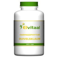 240 capsules Elvitaal Harpagophytum Duivelsklauw