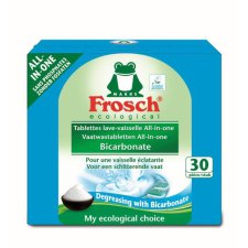 30 stuks Frosch Vaatwastabletten All-in-One Bicarbonate