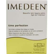 120 tabletten Imedeen Time Perfection