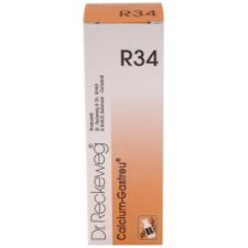 22 ml Reckeweg Calcium Gastreu R34
