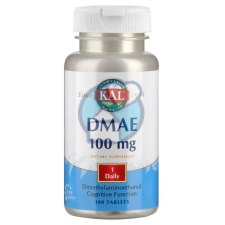 100 tabletten KAL DMAE 100 mg