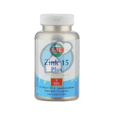 100 tabletten KAL Zink 15 Plus