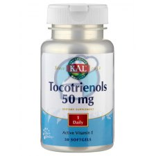 30 softgels KAL Tocotrienols 50 mg