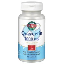 60 tabletten KAL Quercetin 1000 mg