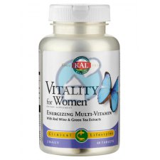 60 tabletten KAL Vitality for Women