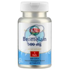 60 tabletten KAL Bromelain 500 mg