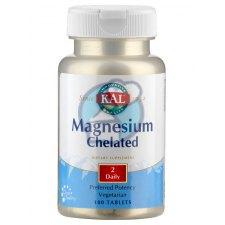 100 tabletten KAL Magnesium Chelated