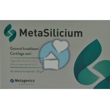 45 tabletten Metagenics MetaSilicium