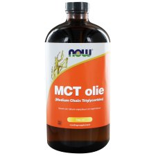 946 ml NOW Foods MCT Olie