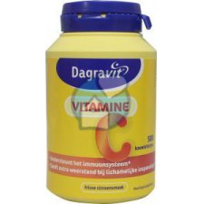 500 tabletten Dagravit Vitamine C