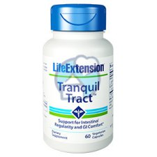 60 capsules Life Extension Tranquil Tract