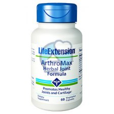 60 capsules Life Extension ArthroMax Herbal Joint Formula