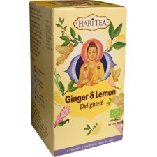 16 stuks Shoti Maa Thee Ginger & Lemon Delighted Biologisch