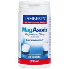 60 tabletten Lamberts MagAsorb