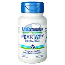 60 capsules Life Extension PEAK ATP with GlycoCarn