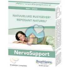 30 tabletten Buurmanns Nervo Support