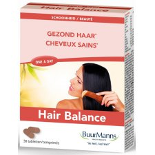 30 tabletten Buurmanns Hair Balance