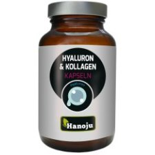 90 capsules Hanoju Hyaluronzuur + Collageen