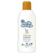 1000 ml Melkmeisje Bad en Douche Creme Honing