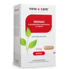 60 capsules New Care Immuun