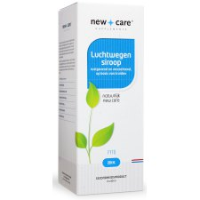 250 ml New Care Luchtwegen Siroop