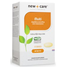60 tabletten New Care Multi