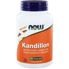 90 capsules NOW Foods Kandillon