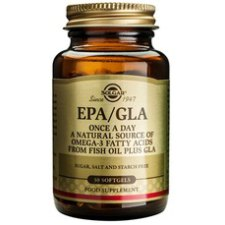 60 softgels Solgar EPA/GLA One-a-Day