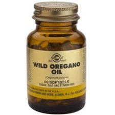 60 softgels Solgar Wild Oregano Oil