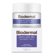 50 ml Biodermal Dagcreme Anti Age 50+