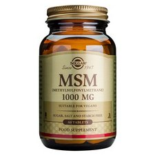 60 tabletten Solgar MSM 1000 mg