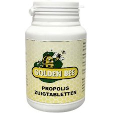 100 tabletten Golden Bee Propolis Zuigtabletten