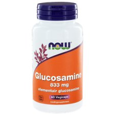 60 capsules NOW Foods Glucosamine