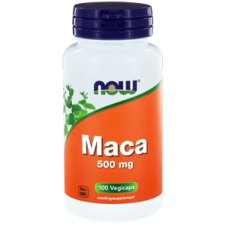 100 capsules NOW Foods Maca 500 mg