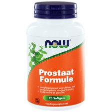 90 capsules NOW Foods Prostaat Formule