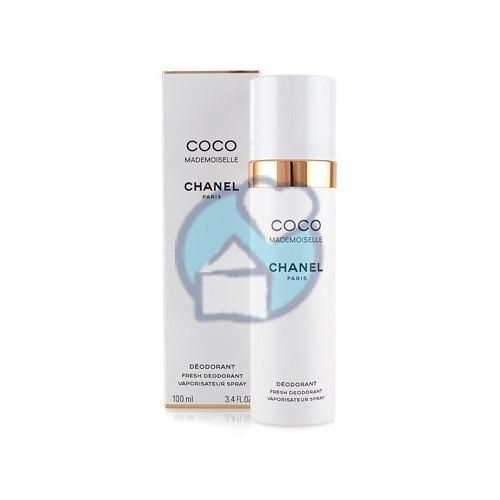 coco mademoiselle deodorant spray chanel 100 ml kopen. Black Bedroom Furniture Sets. Home Design Ideas