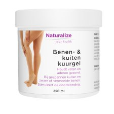 250 ml Naturalize Your Health Benen- & Kuitenkuurgel