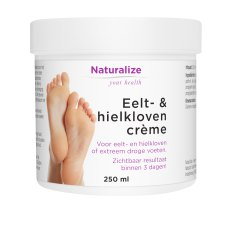 250 ml Naturalize Your Health Eelt- & Hielkloven Creme